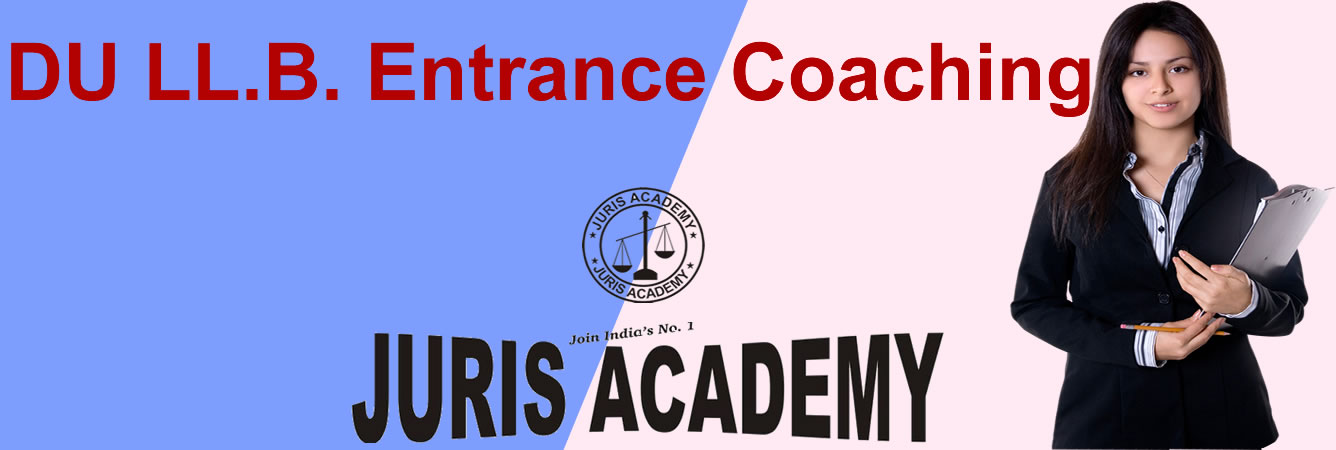 DU LLB Entrance Coaching